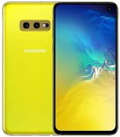Samsung Galaxy S10e 128GB Pristine Condition Yellow UNLOCKED