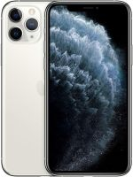 Gebrauchte Apple iPhone 11 Pro (256GB) - Silber- (Entsperrt) Ausgezeichnet