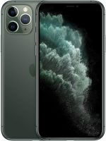 Gebrauchte Apple iPhone 11 Pro Max (256GB) - Mitternachtsgrun- (Entsperrt) Unberuhrt