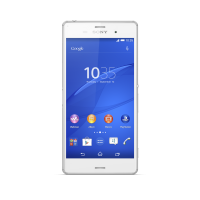 Sony Xperia Z3 (White, 16GB) - Unlocked - Good