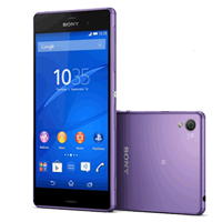 Sony Xperia Z3 (Purple, 16GB) - Unlocked - Good