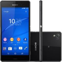 Sony Xperia Z3 (Black, 16GB) - Unlocked - Good Condition