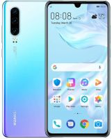 Huawei P30 (Breathing Crystal 128GB) - Unlocked - Excellent