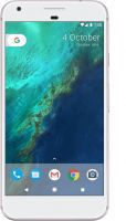 Google Pixel XL (Very Silver, 32 GB) (Unlocked) - Excellent