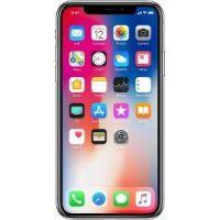 Gebrauchte Apple iPhone X 256GB Silber (Entsperrt) Gute