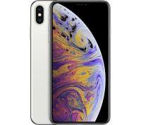 Gebrauchte Apple iPhone Xs Max - 64 GB, Silber - (Entriegelt) Ausgezeichnet