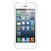 Gebrauchte Apple iPhone 5 (Silber, 16 GB) -Freigeschaltet - Makellos