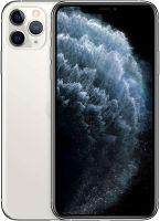 Gebrauchte Apple iPhone 11 Pro Max (512GB) - Silber- (Entsperrt) Ausgezeichnet