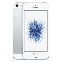 Gebrauchte Apple iPhone Se (Silber, 16 GB) - (Entriegelt) Gut