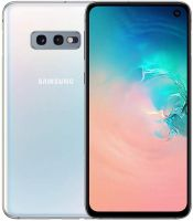Samsung Galaxy S10e 128GB Pristine Condition white UNLOCKED