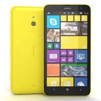 Nokia Lumia 1320  (Yellow, 8GB) Good