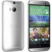HTC One M8 (Glacier Silver, 16GB) - Unlocked - Excellent
